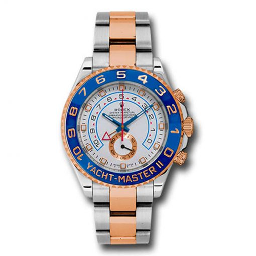 Oyster Perpetual Yacht-Master II Stainless Steel & Everose Gold Men's Watch