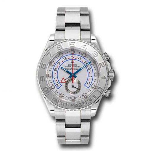 Oyster Perpetual Yacht-Master II White Gold & Platinum Men's Watch