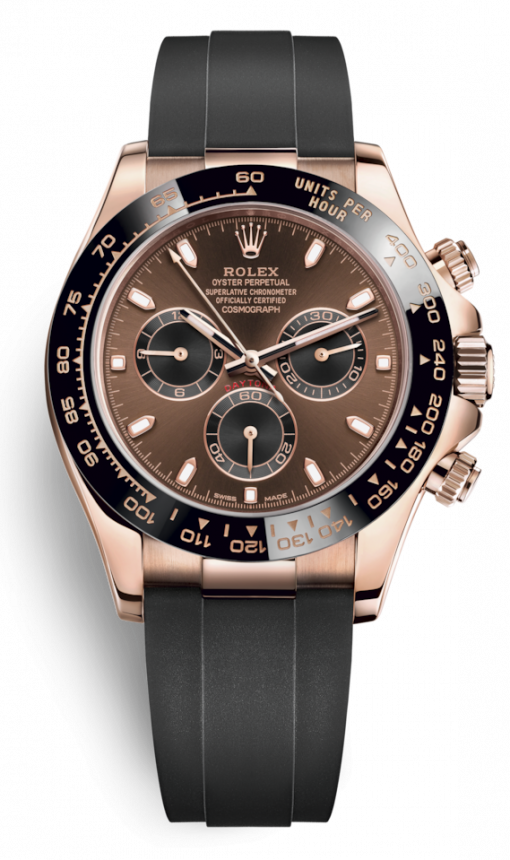 Oyster Perpetual Cosmograph Daytona Everose Gold Men's Watch