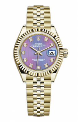 Datejust Yellow Gold Lady's Watch