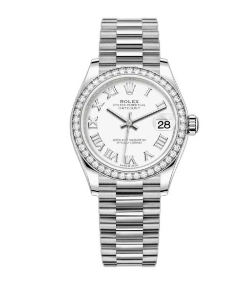 Datejust White Gold Lady's Watch