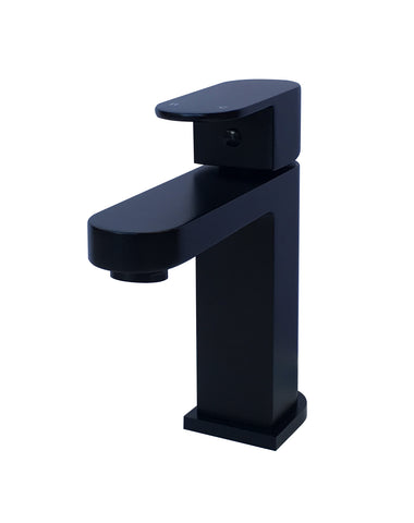 Zitto Basin Mixer - Matte Black