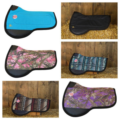 Comfort Grip Gaited Saddle Pads-Phoenix Rising Saddles Gaited Horse Tack
