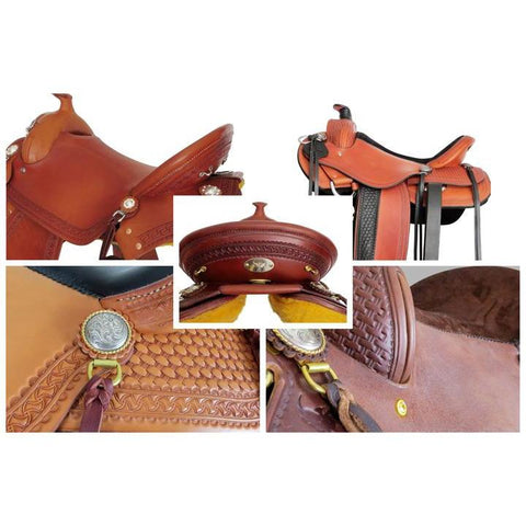 Gaited Trail Saddles-Phoenix Rising Saddles Gaited Horse Tack