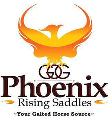 phoenix rising saddles logo