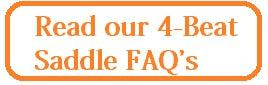imus 4-beat gaited horse saddle frequently asked questions