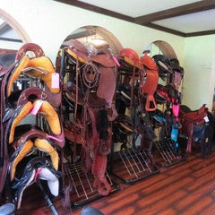 phoenix rising saddles showroom