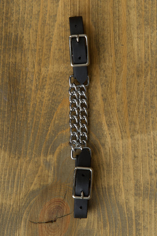 Curb Chain-Phoenix Rising Saddles Gaited Horse Tack