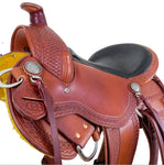 gaited horse saddle