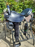 "16"" Imus 4-Beat ELITE Gaited Saddle Standard Tree (In Stock)"