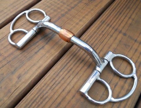 pinchless snaffle bits for gaited horses