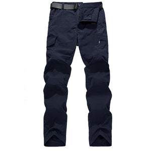 Breathable lightweight Waterproof Quick Dry Casual Pants for Men