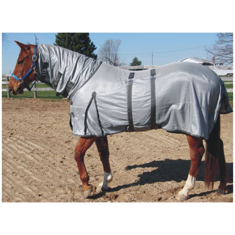 Canadian Horsewear Orien 3 Fly Sheet with Neck