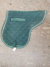 Load image into Gallery viewer, Green Shaped Pony Pad