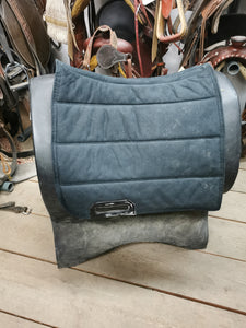 Black Cavalero Saddle Pad