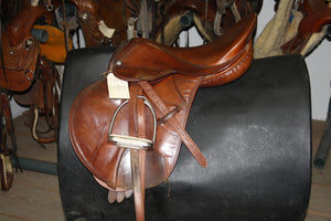 "17.5"" Barnsby Close Contact Saddle"