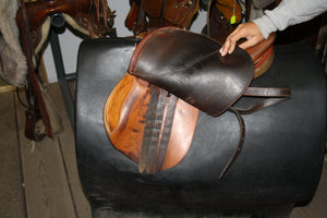 "16"" Harrington English Saddle"