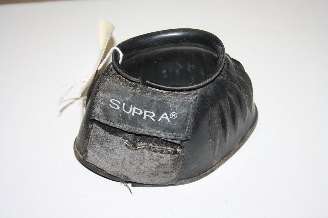 Single Medium Bell Boot - Supra with Velcro