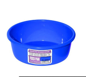 Tuff Stuff 5 Qt Plastic Feed Pan