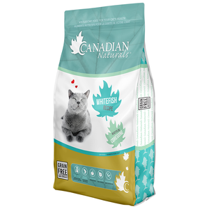Canadian Naturals Cat Grain Free Whitefish