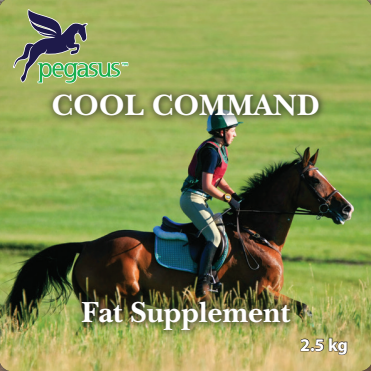 Pegasus Cool Command Fat Supplement 2.5 KG