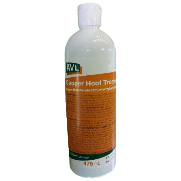 AVL Copper Hoof Treatment 475mL