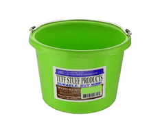 Load image into Gallery viewer, Tuff Stuff 8 Qt Round Bucket