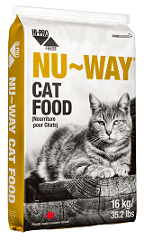 Nu-Way Cat Food 35.2 LB