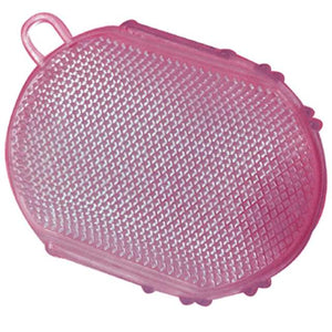 Soft Touch Gel Scrubber Mitt