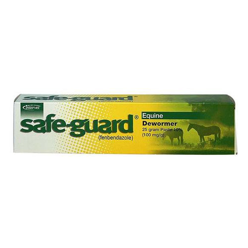 Safe Guard Dewormer Paste 25gm