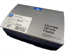 Load image into Gallery viewer, Mustad ESL 5 Horseshoe Nails 250 pc