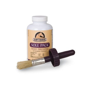 Hawthorne Sole Pack Hoof Dressing 473mL