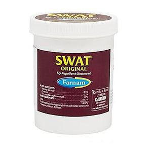 SWAT Fly Repellent Ointment 7oz