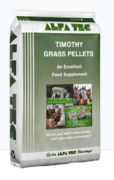 Alfatec Timothy Grass Pellets 20kg