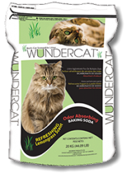 WunderCat Scented Scoopable Cat Litter 20kg