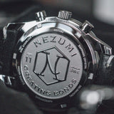 Nezumi Voiture Chronograph watch case
