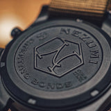 Corbeau watch casing by Nezumi Studios