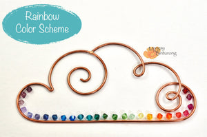 Raincloud DIY Suncatcher Activity Kit For Adults