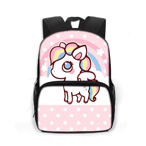 Cartable Barbie Licorne