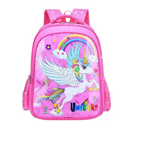 Cartable Fille Maternelle Licorne
