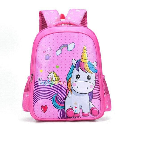 Cartable Maternelle Fille Licorne