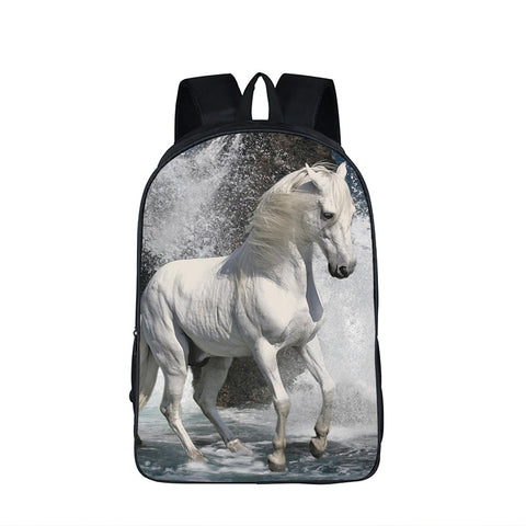 Cartable Cheval Fille