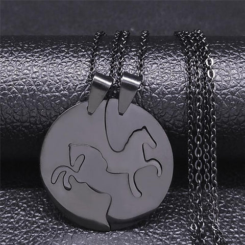 Collier d'Amitie Cheval