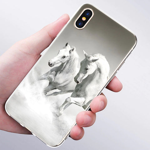 Coque Cheval iPhone XR