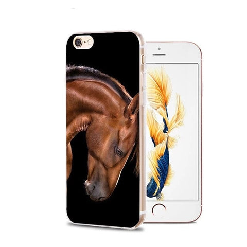 Coque iPhone 6 Cheval