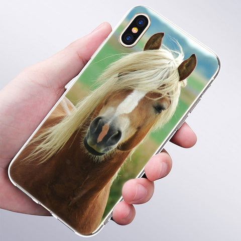 Coque Cheval iPhone XS Max
