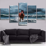 Tableau Cheval Mer