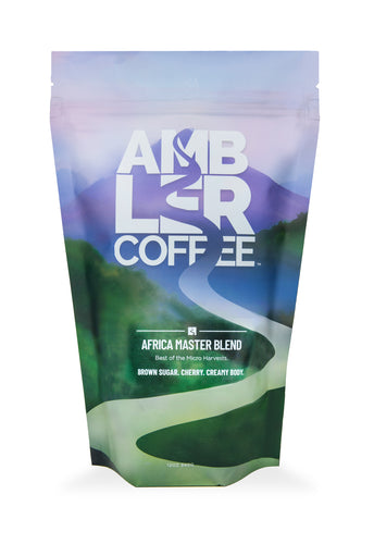 Africas Blend, Light-Medium Roast 12oz.