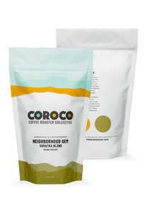 COROCO Sumatra Blend-Dark Roast 12oz