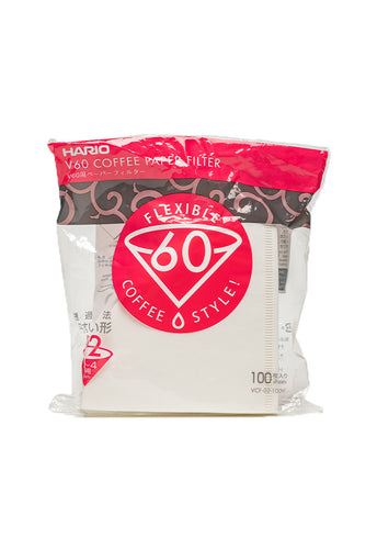 Hario V60 Size 02 Paper Filters